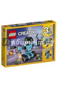 Конструктор LEGO Creator. Робот-исследователь (31062) lego lego creator 31050 магазинчик на углу