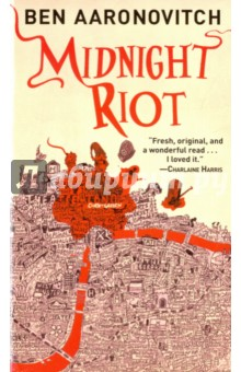 Midnight Riot the murders in the rue morgue