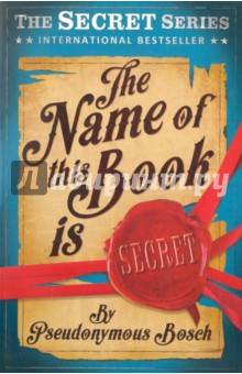 The Name of This Book is Secret the name of god is mercy