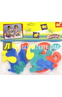 Мозаика Фигурки животных (3 штуки) (45370) мозаика для малышей фигурки животных 4 штуки 45905