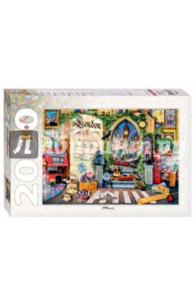 Puzzle-2000 Лондон. Жизнь (84033) пазл замок хоэншвангау 2000 деталей 27053
