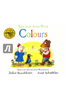 Tales from Acorn Wood. Colours киплинг р plain tales from the hills простые рассказы с гор