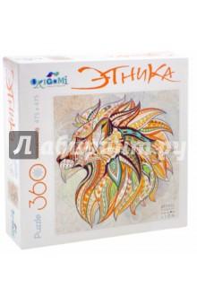 Пазл-360 Арт-терапия Царь зверей (02899) пазл оригами арт терапия кошка 360 элементов