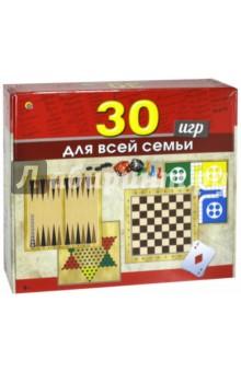 30 игр для всей семьи (ИН-0137)