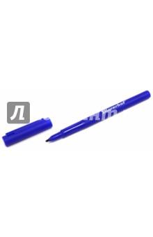 Маркер перманентный (1-2мм, синий) (088027-02) Silwerhof