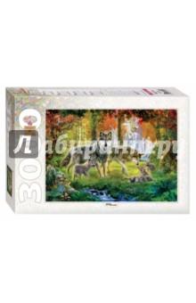 Купить Puzzle-3000 Волки (85013), Степ Пазл, Пазлы (2000 элементов и более)