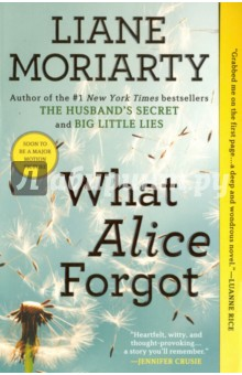What Alice Forgot what she left