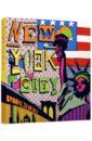 Обложка Скетчбук. Нью-Йорк