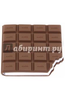 Блокнот самоклеящийся Шоколад (50 листов, 10х9 см)