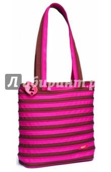 Сумка Premium Tote/Beach Bag, цвет розовый/коричневый сумки для детей zipit сумка premium tote beach bag
