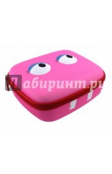 Чемоданчик Beast Box, цвет розовый zipit пенал beast box цвет голубой