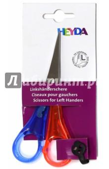 Ножницы для левши (острые концы) brunnen линейка для левши цвет красный 17 см