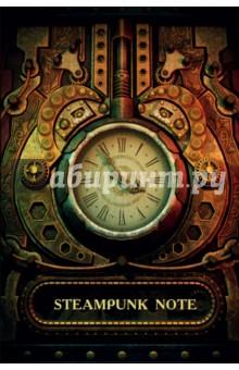 Steampunk Note. Блокнот с тонированными страницами