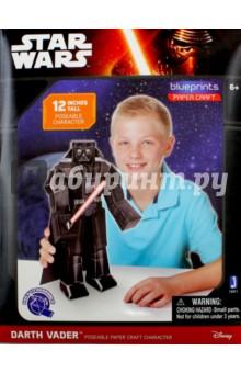 """Конструктор из бумаги """"Star Wars. Darth Vader"""" (12911) Jazwares"""