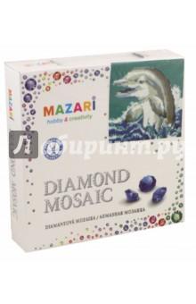 Алмазная мозаика Забавные зверята (М-6422) mazari алмазная мозаика тигр