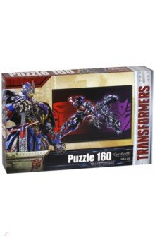 Пазл-160 Transformers (03283) пазл 160 элементов конь 03052