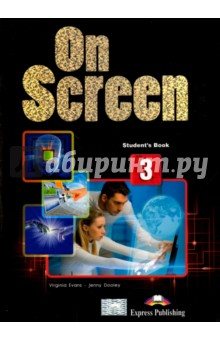 On Screen 3. Student's Book (International). Учебник fundamentals of physics extended 9th edition international student version with wileyplus set