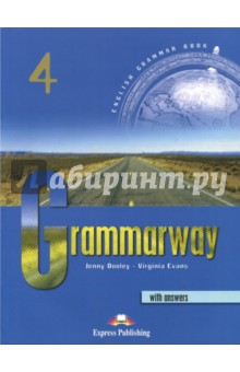 Grammarway 4. Book with Answers. Intermediate enterprise plus grammar book pre intermediate