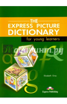 The Express Picture Dictionary for Young Learners new eli picture dictionary cd rom german