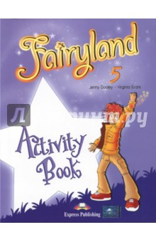 Fairyland-5. Activity Book. Рабочая тетрадь my snowman activity sticker book