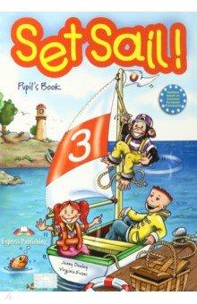 Купить Set Sail 3. Pupil's Book. Учебник, Express Publishing, Изучение иностранного языка