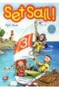 Обложка Set Sail -3. Pupil's Book. Учебник