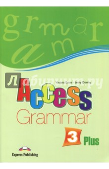 Access-3. Plus Grammar Book. Pre-Intermediate england pre intermediate level a2 b1 cd rom