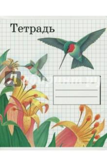 Тетрадь общая (48 листов, линейка).