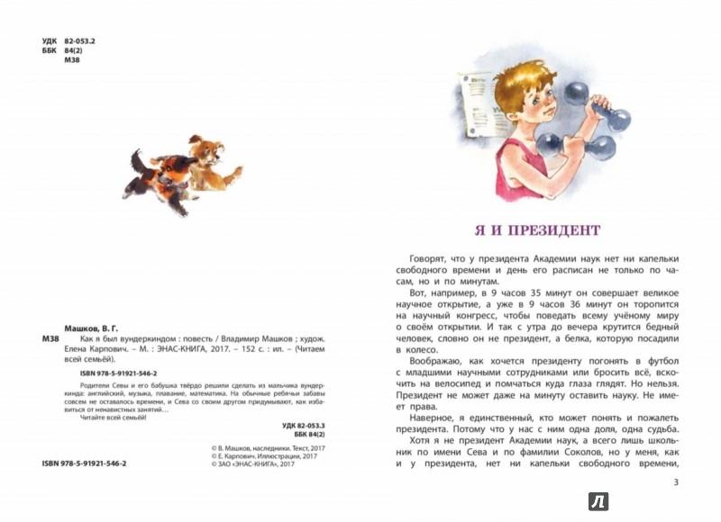 Иллюстрация 1 из 41 для Как я был вундеркиндом - Владимир Машков | Лабиринт - книги. Источник: Лабиринт