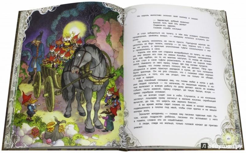 Иллюстрация 1 из 14 для Палитра чудес. О гномах и сиротке Марысе - Мария Конопницкая | Лабиринт - книги. Источник: Лабиринт