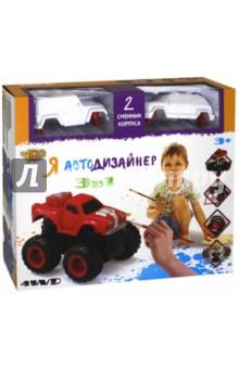 Игровой набор 3 в 1 Я Автодизайнер (M6540-2) hasbro play doh игровой набор из 3 цветов цвета в ассортименте с 2 лет