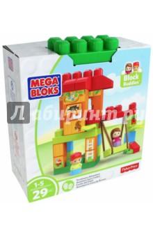 Конструктор Mega Bloks. Веселые качели (29 деталей) (DKX85)