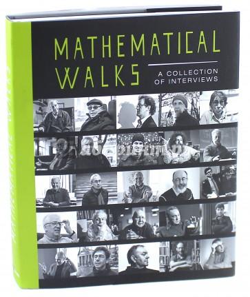 Математические прогулки. Сборник интервью на английском языке
