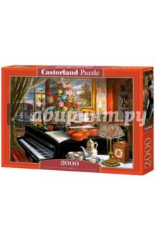 Puzzle-2000 Рояль, живопись (C-200641) сенсорные купить до 2000 грн