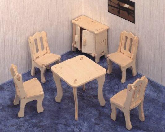 Иллюстрация 1 из 9 для Гостиная (P011) | Лабиринт - игрушки. Источник: Лабиринт