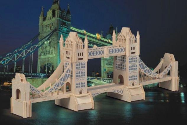 Иллюстрация 1 из 9 для Tower Bridge   Лабиринт - игрушки. Источник: Лабиринт