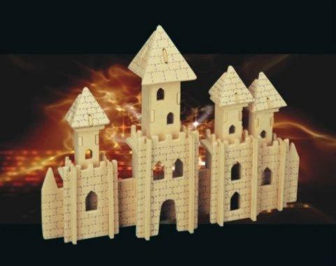 Иллюстрация 1 из 10 для Крепость | Лабиринт - игрушки. Источник: Лабиринт