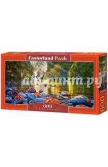 Купить Puzzle-600 Утро (В-060191), Castorland, Пазлы (400-600 элементов)