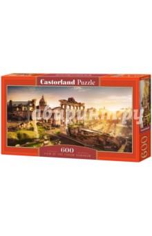 Купить Puzzle-600 Римский форум (В-060269), Castorland, Пазлы (400-600 элементов)