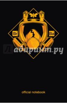 Блокнот Breaking Bad (Во все тяжкие), А5 томсон дэвид breaking bad официальное издание сериала во все тяжкие