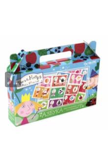 Ben&Holly. Hастольная игра Азбука (03013) webmoney карточки в туле