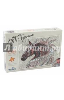 Пазл 160 элементов Конь (03052) пазл оригами арт терапия кошка 360 элементов