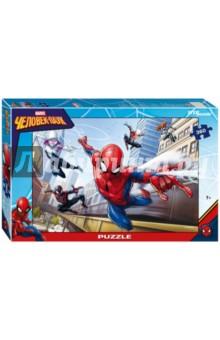 Мозаика Человек-паук (360 элементов) (96061) мозаика настольная 90 элементов