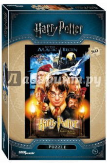 Мозаика Гарри Поттер (560 элементов) (97060) мозаика настольная 90 элементов