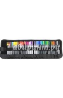 Набор капиллярных ручек 48  цветов Triplus (334RU48) staedtler набор капиллярных ручек triplus 334 15 цветов