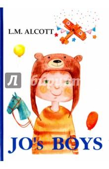 Купить Jo's Boys, Т8, Художественная литература для детей на англ.яз.