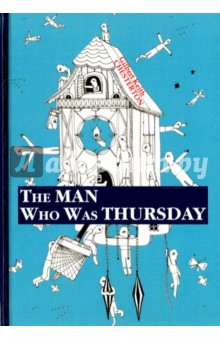 The Man Who Was Thursday michael burgan who was henry ford