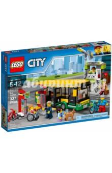 Конструктор City Town. Автобусная остановка (60154) билет на автобус до анапы из волгограда