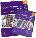 Contemporary Topics 1. Intermediate. Academic Listening and Note Taking Skills (+DVD)