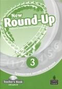 New Round-Up. 3. Грамматика английского языка. Teacher's Book (+CD)